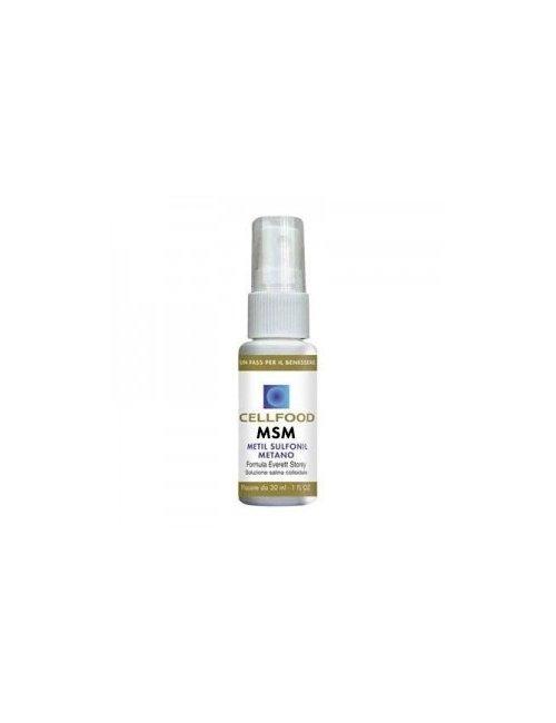 CellFood MSM Spray 30 Ml.