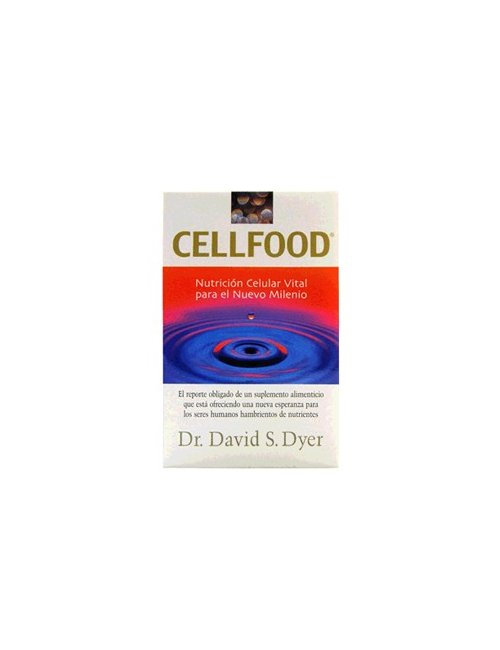 Cellfood Libro Dr. David S. Dyer