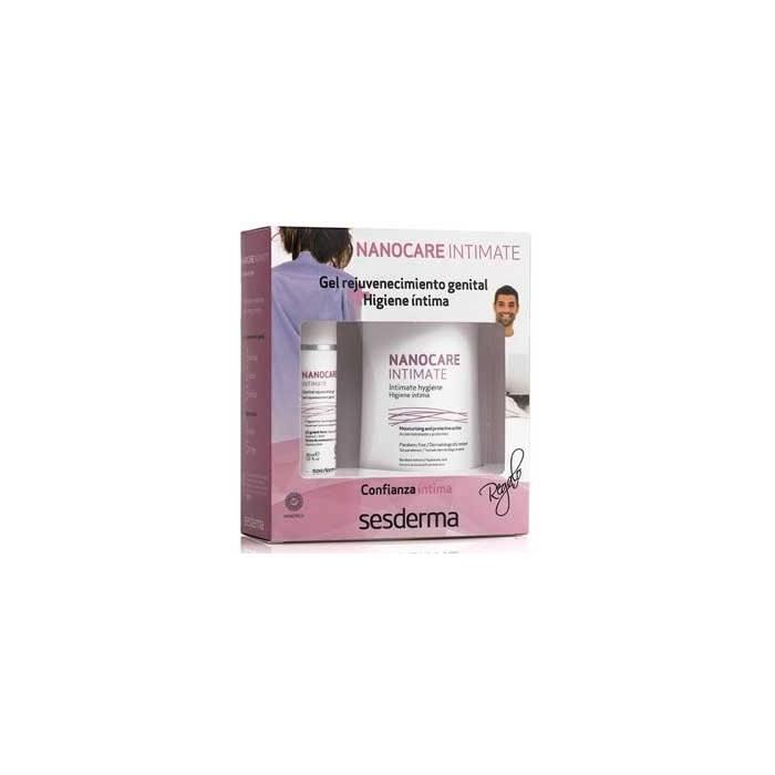 Nanocare Intimate Pack Gel Rejuvenecimiento Genital 30ml