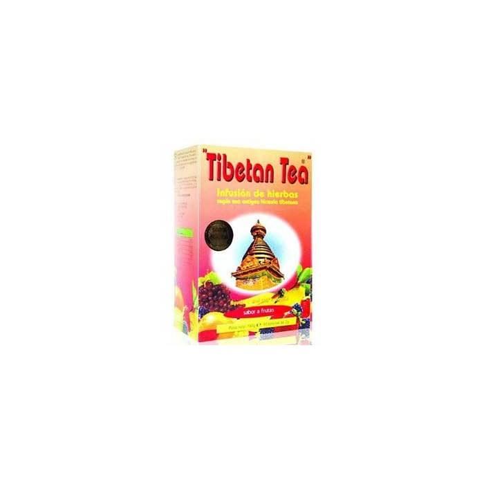 Tibetan Tea Sabor Frutas 90 Sobres