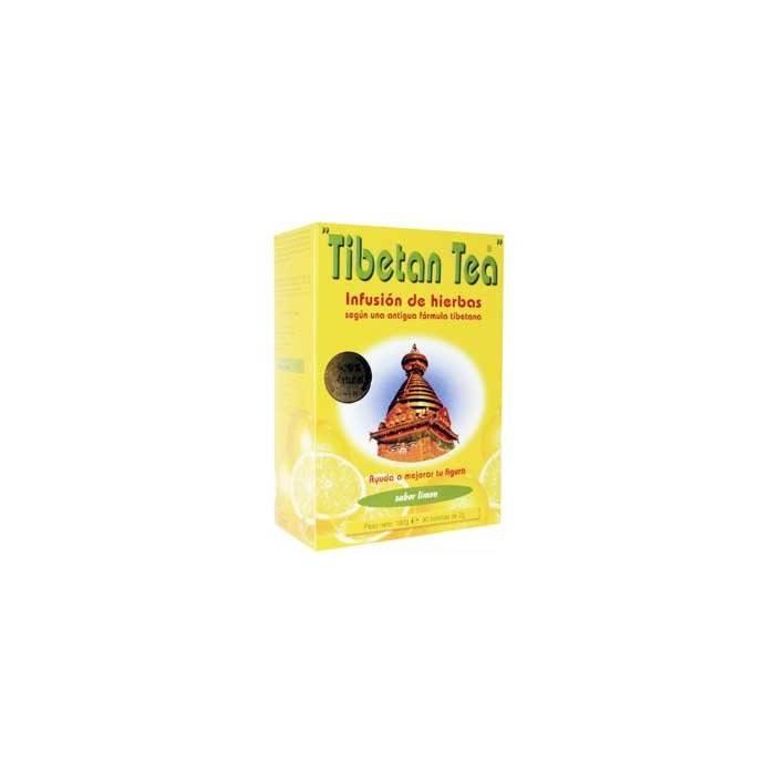 Tibetan Tea Sabor Limon 90 Sobres