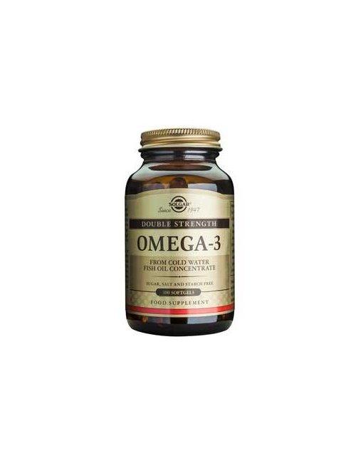 Solgar Omega-3 Triple Concentracion 100 Capsulas