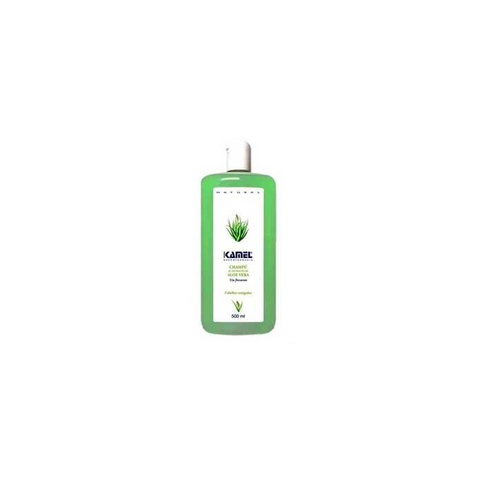 Kamel Champu Extracto de Aloe Vera 500 Ml.