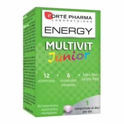 Forte Pharma Energy Multivit Junior 30 Comprimidos