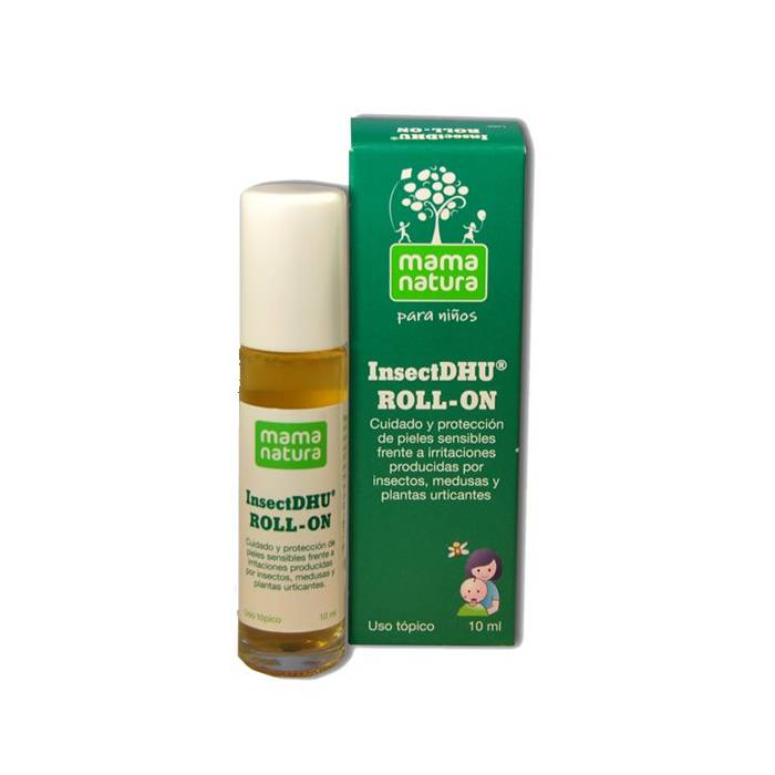 Mama Nature InsectDHU Roll-On 10 Ml.