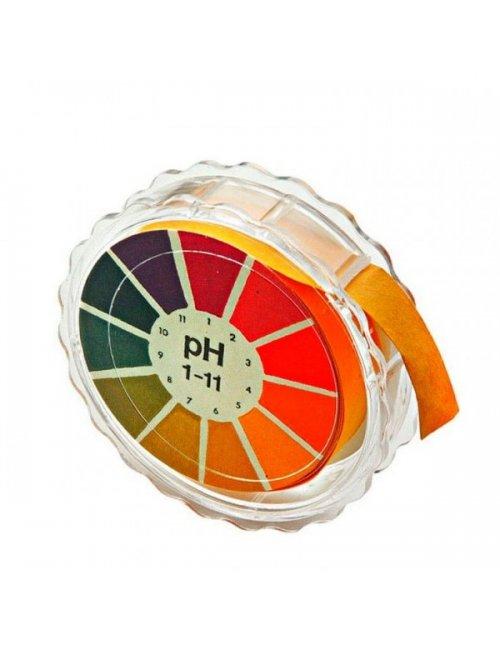 Alkaline Care Rollo Papel Indicador pH 5M.
