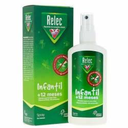 Relec Spray Infantil +12 Meses 100 Ml.