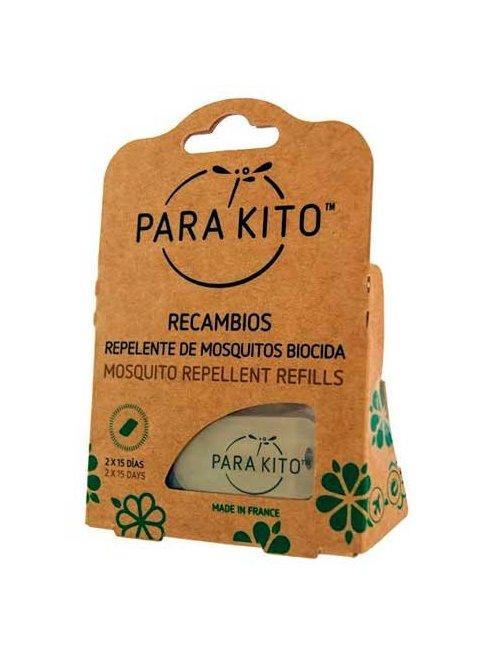 Parakito Pastillas Recambio Repelente Mosquitos ( 30 dias)