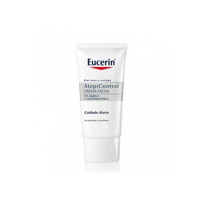 Eucerin AtopiControl Crema Facial 50 Ml.
