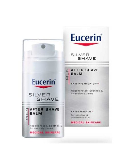 Eucerin Men Balsamo After Shave 75 Ml.