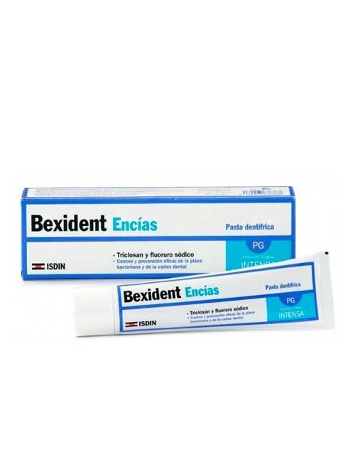 Bexident Encias Triclosan Pasta 75 Ml