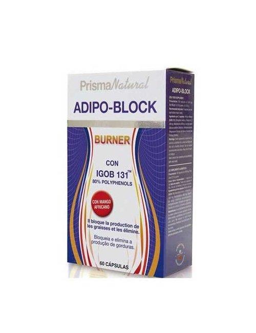 Adipo-Block Burner (mango Africano) 60 Cápsulas