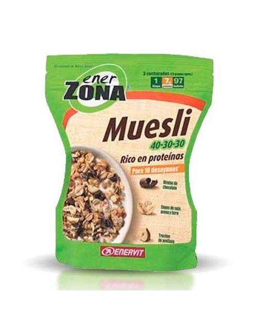 EnerZona Muesli 40-30-30 Paquete 230 G.