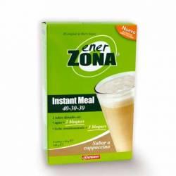 EnerZona Instant Meal Capuccino 4 Sobres