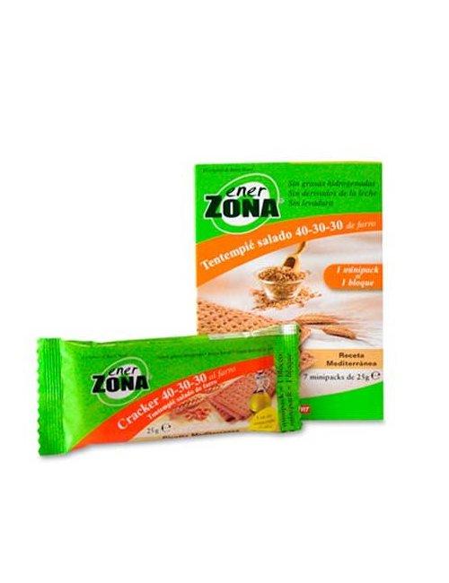 Enerzona Tentenpie Salado Sabores 7 Packs de 25 Gr