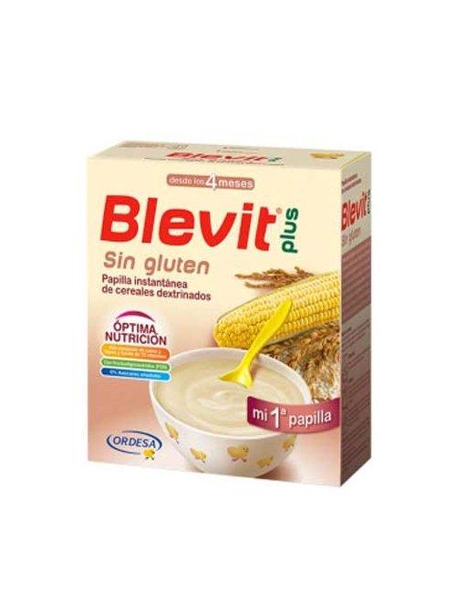 Blevit Plus Cereales Sin Gluten 600 Gr. ORDESA