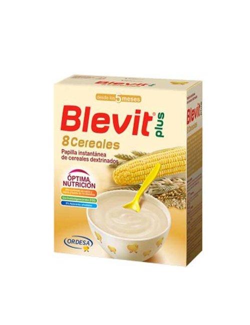 Blevit Plus 8 Cereales 600 G. Ordesa