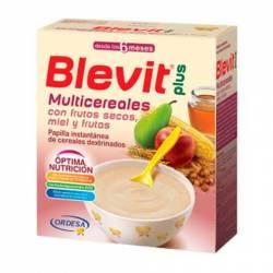 Blevit plus Multicereales Frutos secos, Miel y Frutas