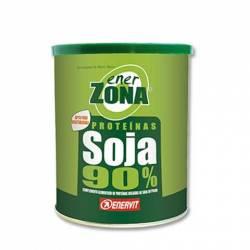 EnerZona Proteinas 90% Soja - Whey Bote 216 Gr.