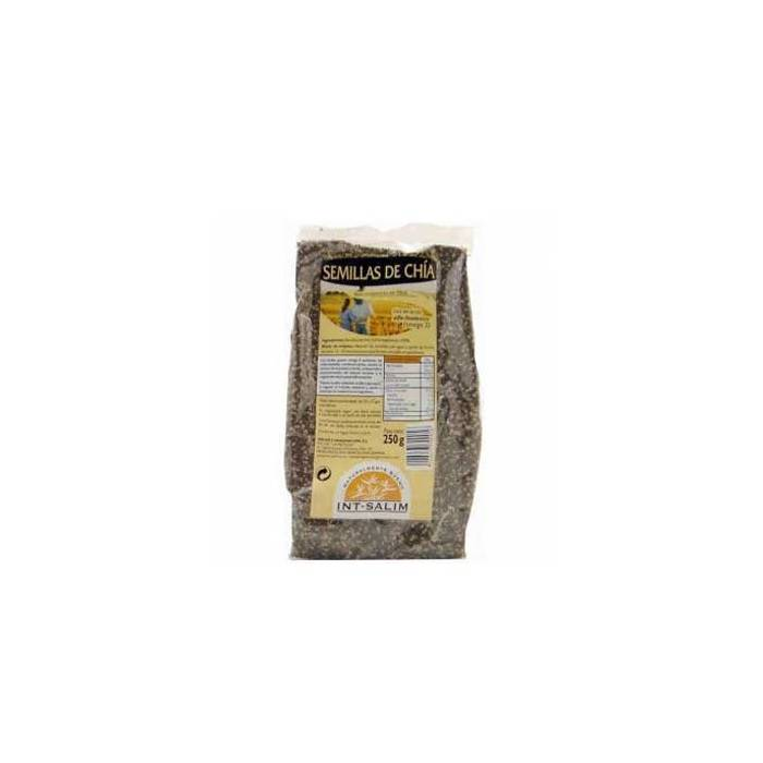 Semillas Chia 250 Gr (INT-SALIM)