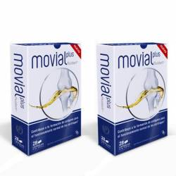 Movial Plus Fluidart Duplo 2 x 28 Cápsulas