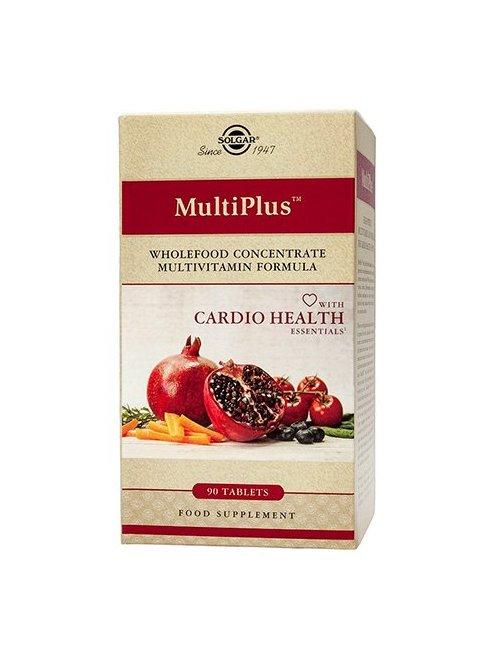 Solgar Multiplus Cardio 90 Comprimidos