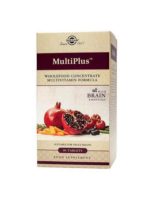 Solgar Multiplus Brain 90 Comprimidos