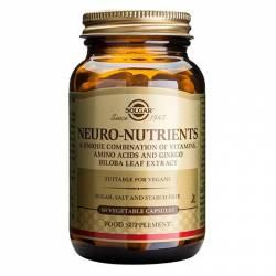 Solgar Neuro-Nutrients 60 Capsulas
