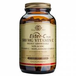 Solgar Ester-C Plus 500 Mg 50 Capsulas
