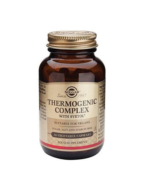 Solgar Thermogenic Complex 60 Cápsulas