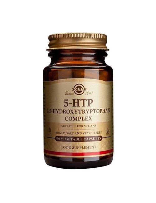 Solgar 5-HTP 90 Cápsulas (L-5-hidroxitriptófano)