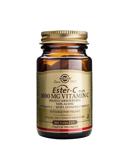 Solgar Ester-C Plus 1000 Mg 180 Comprimidos