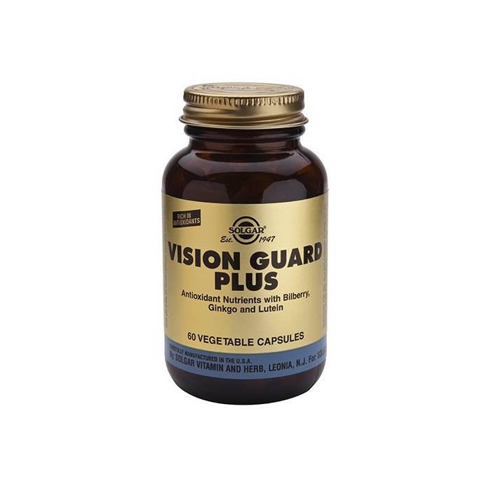 Solgar Vision Guard Plus 60 Capsulas