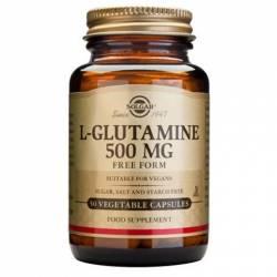 L-Glutamina 500mg 50 vegicaps Solgar