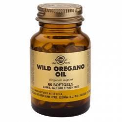 Solgar Aceite de Oregano Silvestre 60 Capsulas