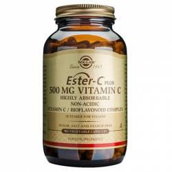 Ester-C Plus 500 Mg (vitamina C) 100 Cápsulas Solgar
