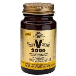 Solgar Formula VM-2000 30 Comprimidos