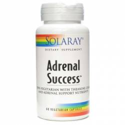 Adrenal Success 60 Cápsulas Solaray