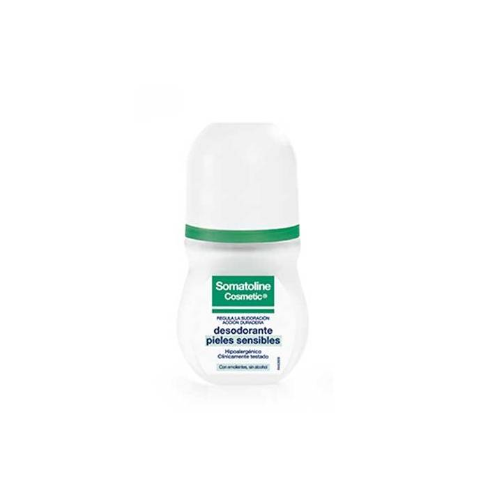 Somatoline Desodorante Roll-On Pieles Sensibles 50 Ml