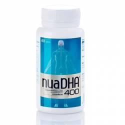 NuaDHA 400 60 Caps.
