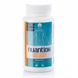NuaAntiox Vision 45 Caps.