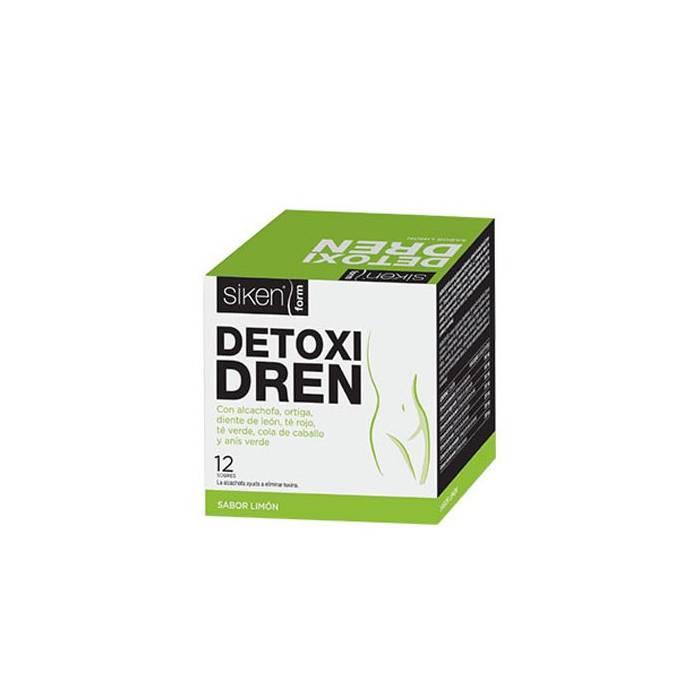 Siken Form Detoxi Dren 12 Sobres