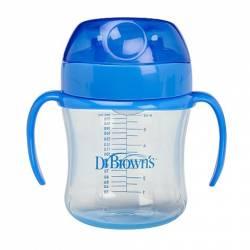 Dr. Browns Vaso de Transicion 180 Ml.