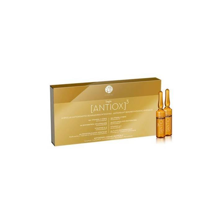Segle Clinical Antiox3 Serum Antioxidante 30 Ampollas