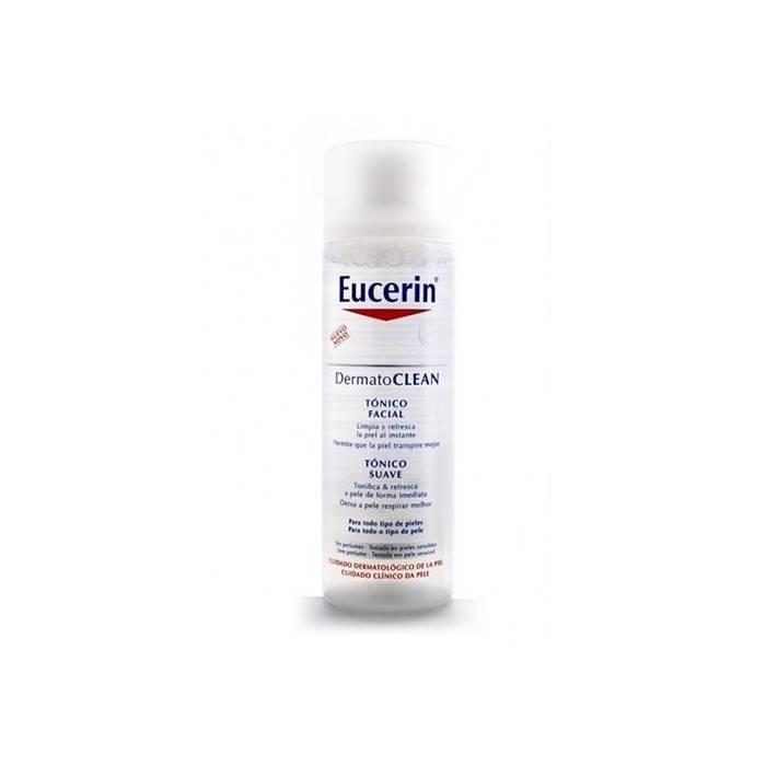 Eucerin DermatoCLEAN Tonico Facial Suave