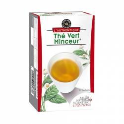 Arlor Natural Té Verde Minceur 20 Bolsitas