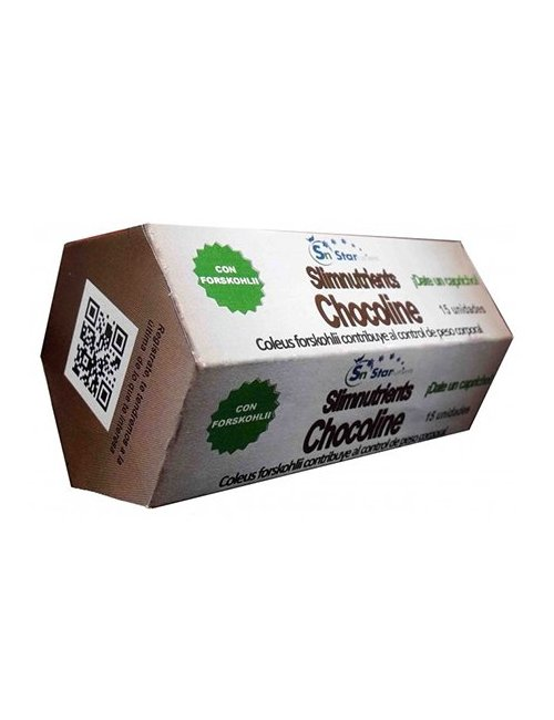 Slimnutrients Chocoline 15 Bombones