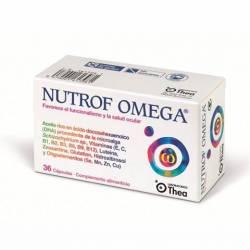 Thea Nutrof Omega 36 Cápsulas