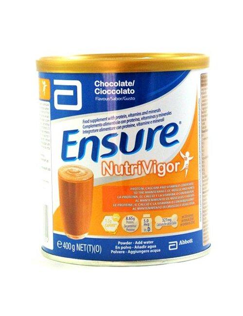 Ensure NutriVigor Chocolate 400 G.