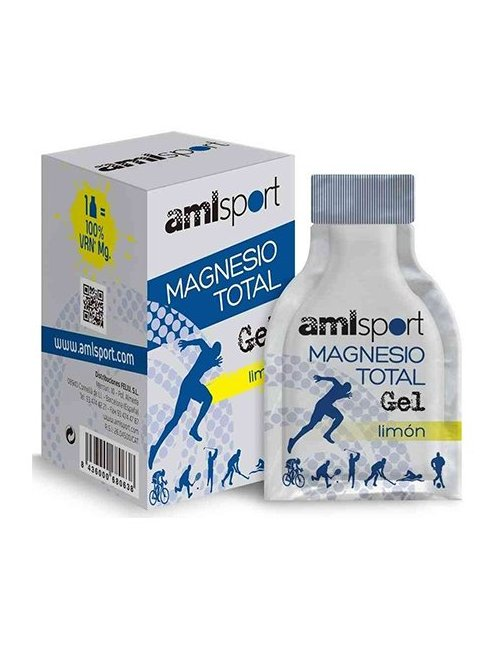 Ana Maria Lajusticia Magnesio Total Gel Amlsport